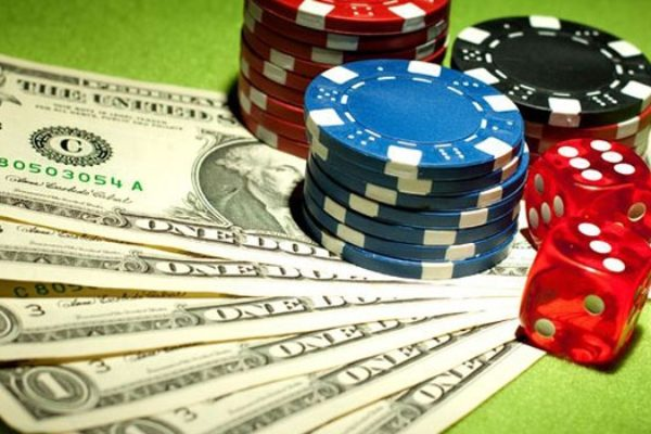 How to deposit money in online casinos